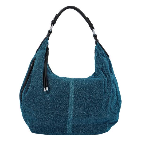 Stylová dámská kabelka Party Riley, světle modrá