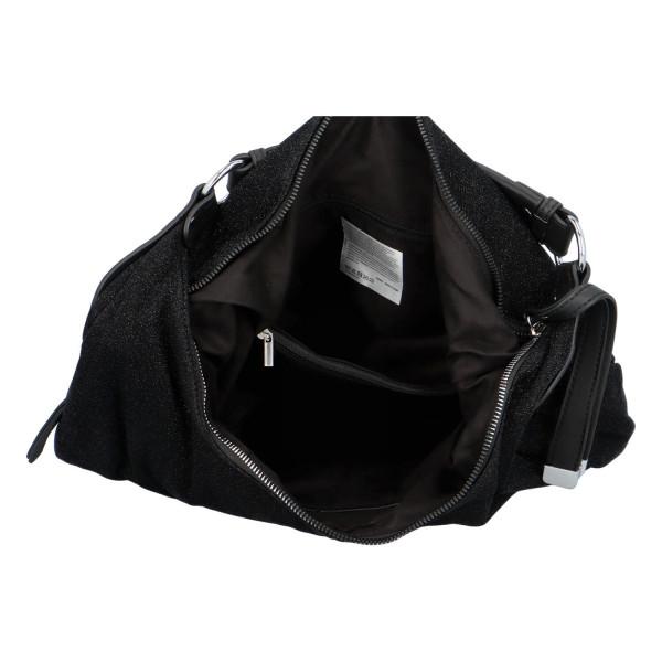 Stylová dámská kabelka Party Riley, černá