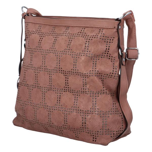 Dámská kabelka přes rameno Elisa, fialková