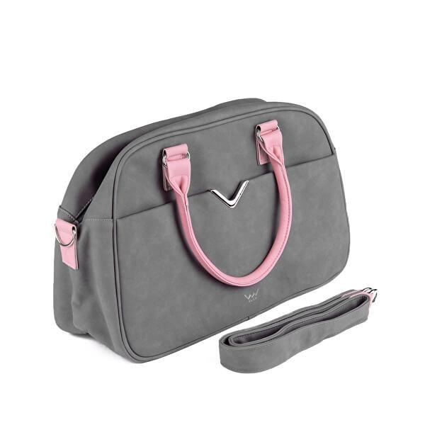Cestovní taška VUCH Aisha, šedí
