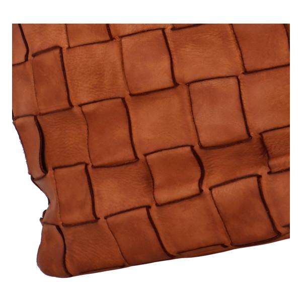 Luxusní kožená kabelka Berta