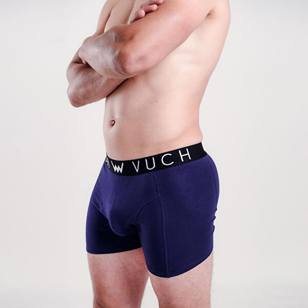 Pánské boxerky VUCH Alpha M, modré