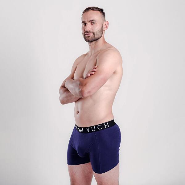 Pánské boxerky VUCH Alpha XL, modré