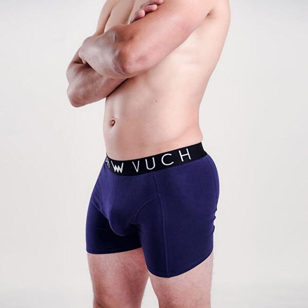 Pánské boxerky VUCH Alpha XXL, modré