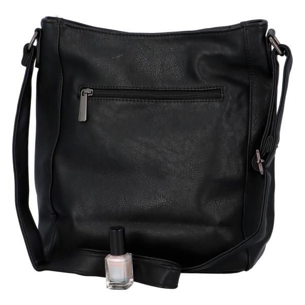 Stylová kabelka Lýdie, černá
