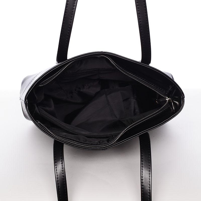 Dámská kabelka přes rameno Rebecca, černá
