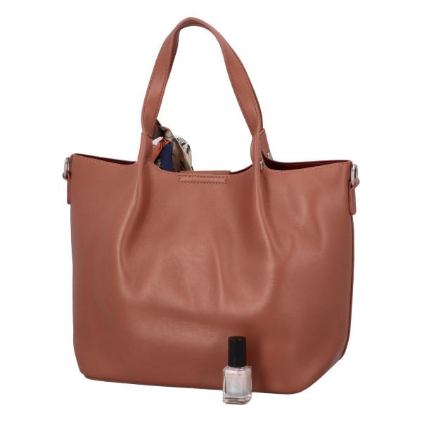 Nadčasová dámská kabelka Gabby, růžová