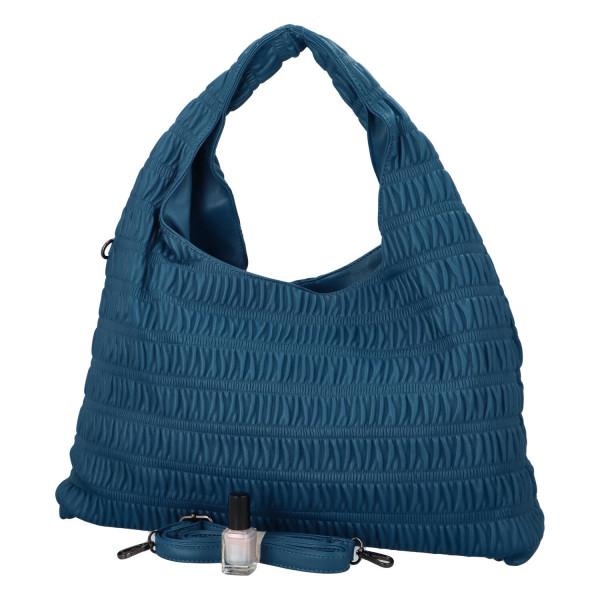 Výrazná dámská kabelka Quido, světle zelená