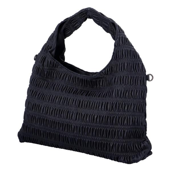Výrazná dámská kabelka Quido, modrá