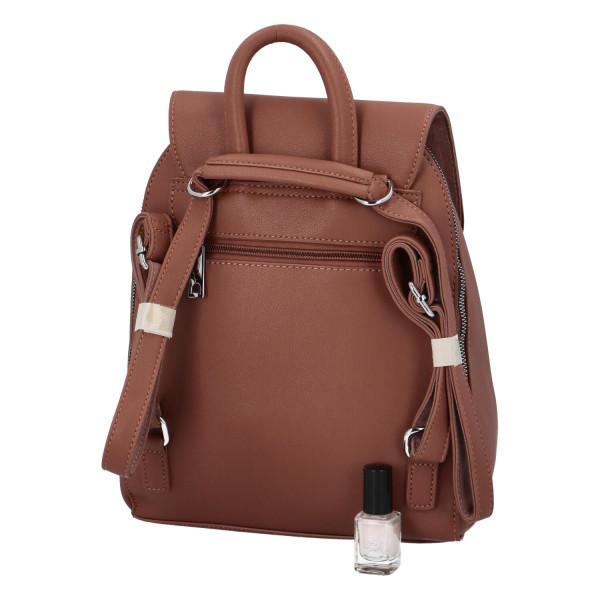 Elegantní  batůžek Egon, růžová