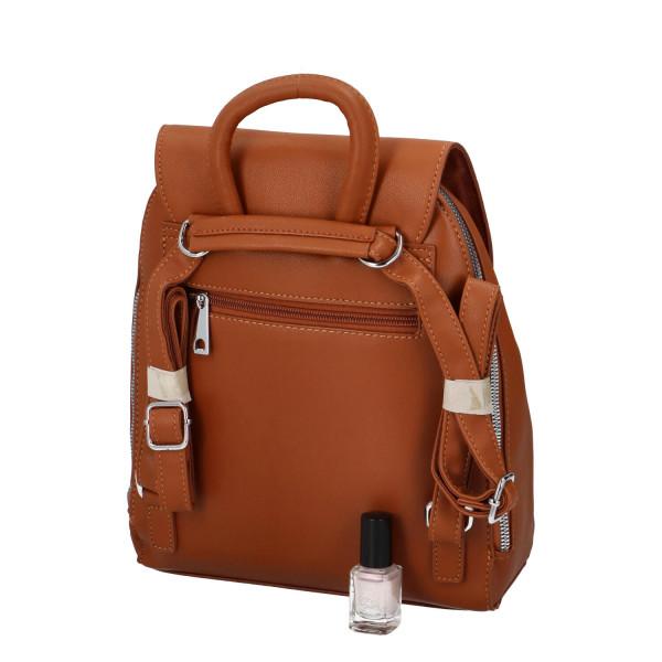 Elegantní batůžek Egon, žlutá