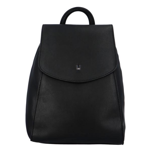 Elegantní batůžek Egon, černá