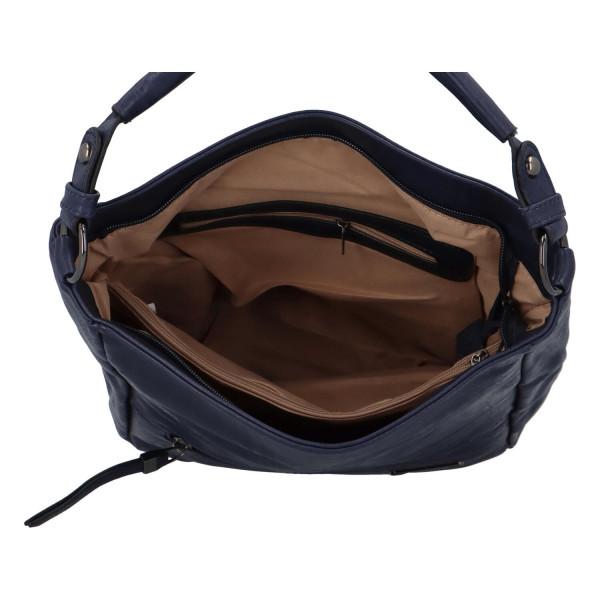 Módní dámská kabelka Turiana, modrá