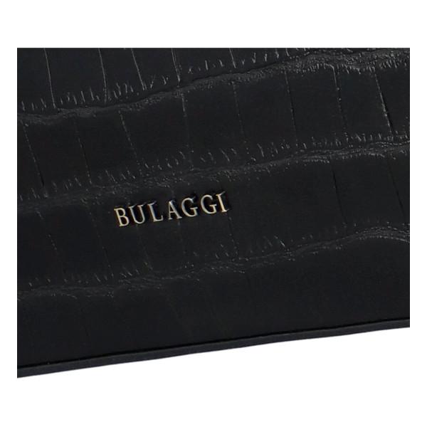 Dámská koženková kabelka BULAGGI Iriska, černá
