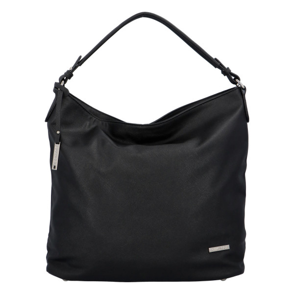 Dámská koženková kabelka BULAGGI Gauze větší, černá