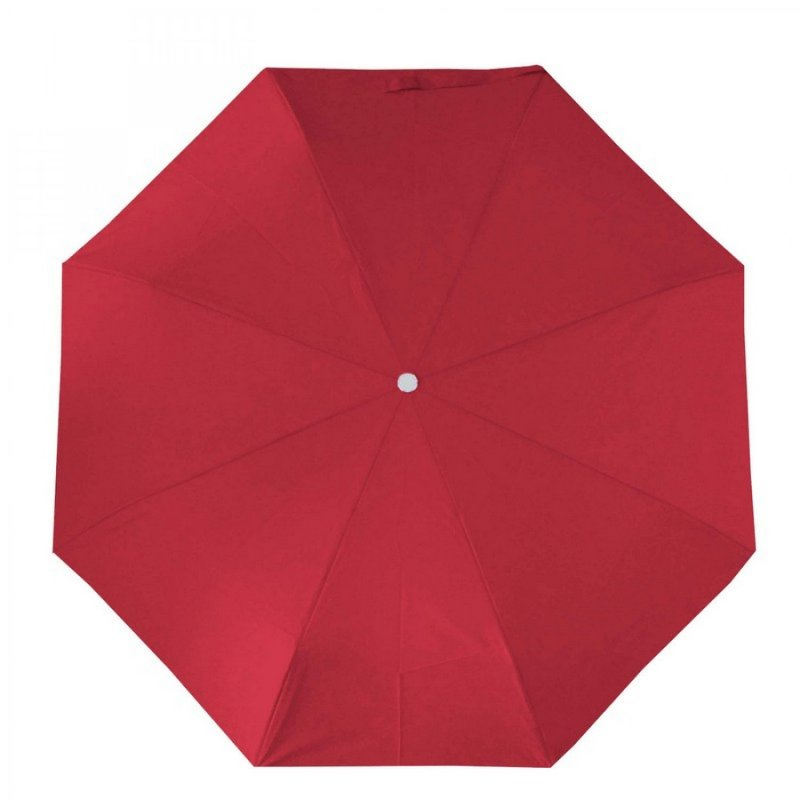 Mini Light Uni - dámský/dětský skládací deštník, 08 červený
