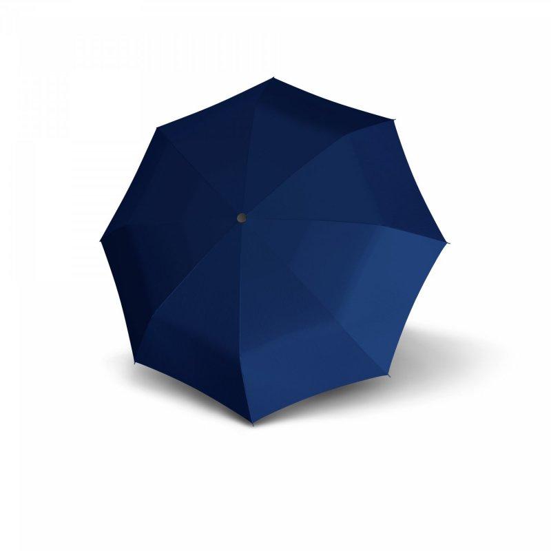 Hit Uni - dámský skládací deštník, modrý