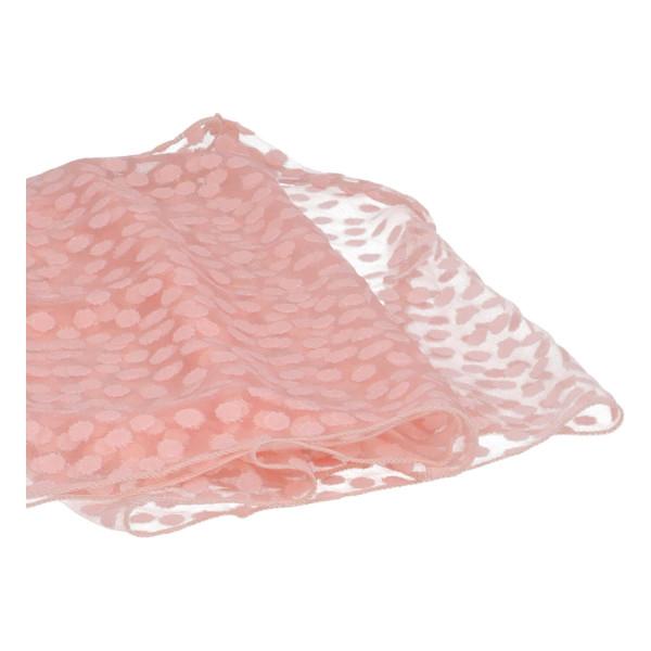 Elegantní letní šátek Lia kolem krku, meruňková