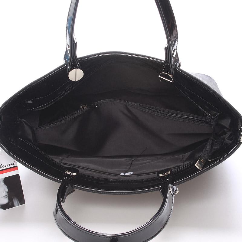 Atraktivní kabelka Helen, černé Delami