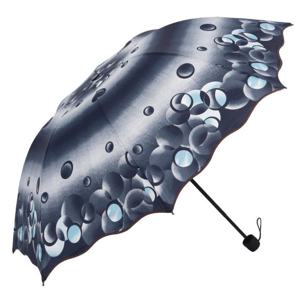 Dámský deštník Bubble, modrý