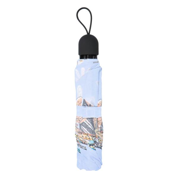 Dámský deštník Paradise, modrý