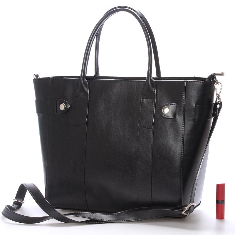 Dámská kabelka Hannah, černá