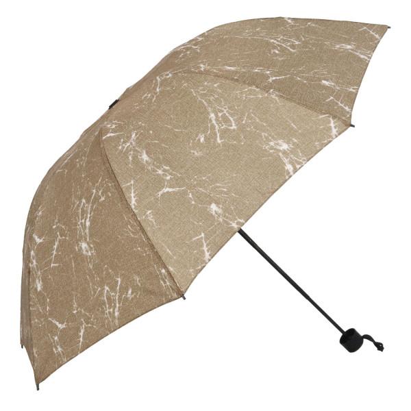 Stylový deštník Rocky, hnědý
