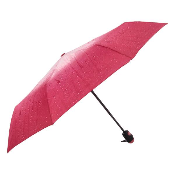 Módní deštník Ombre, růžový