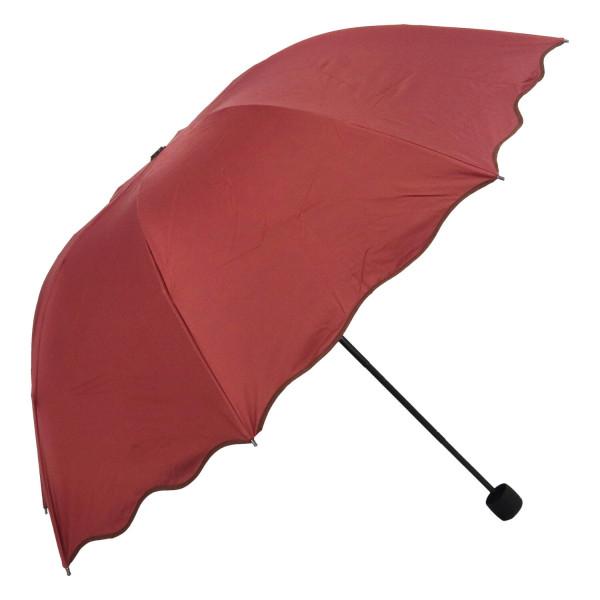 Deštník Nancy, červený