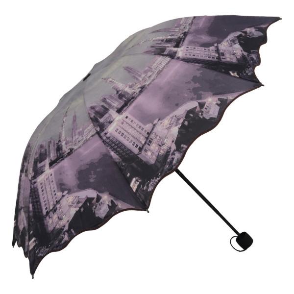 Stylový deštník Traveler, fialový
