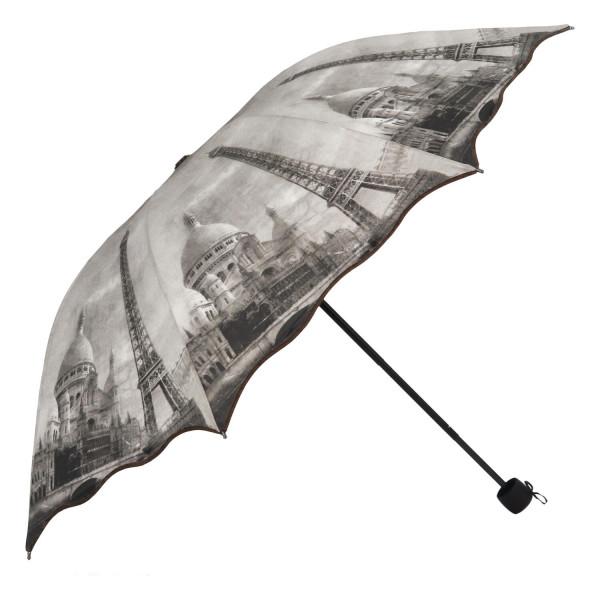 Stylový deštník Traveler, Montmartre