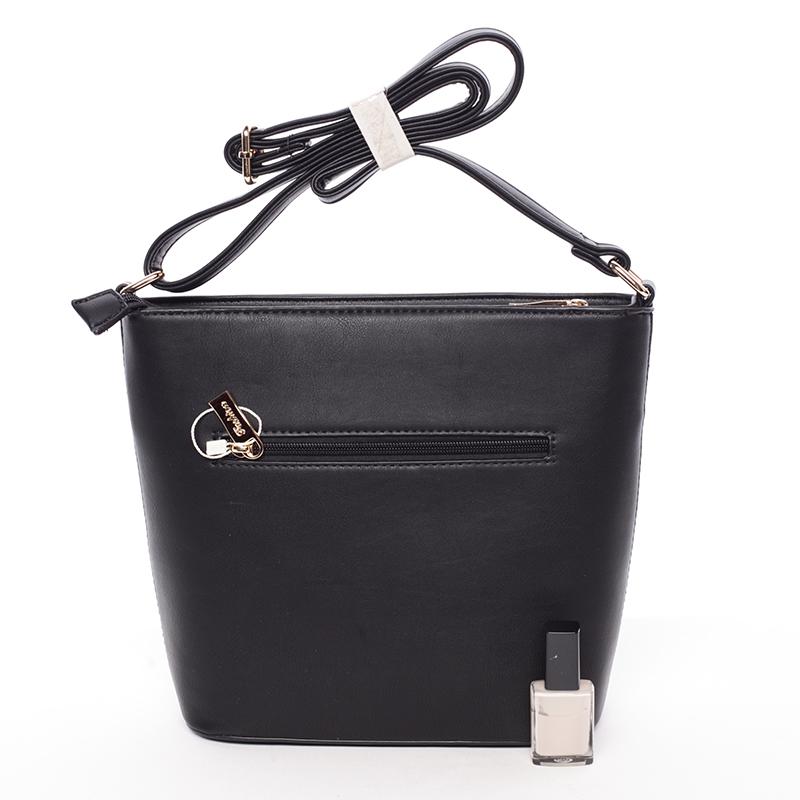 Dámská crossbody kabelka Rebeca, černá