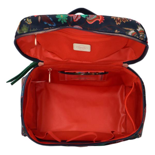 Prémiový kosmetický kufřík Oilily Fin