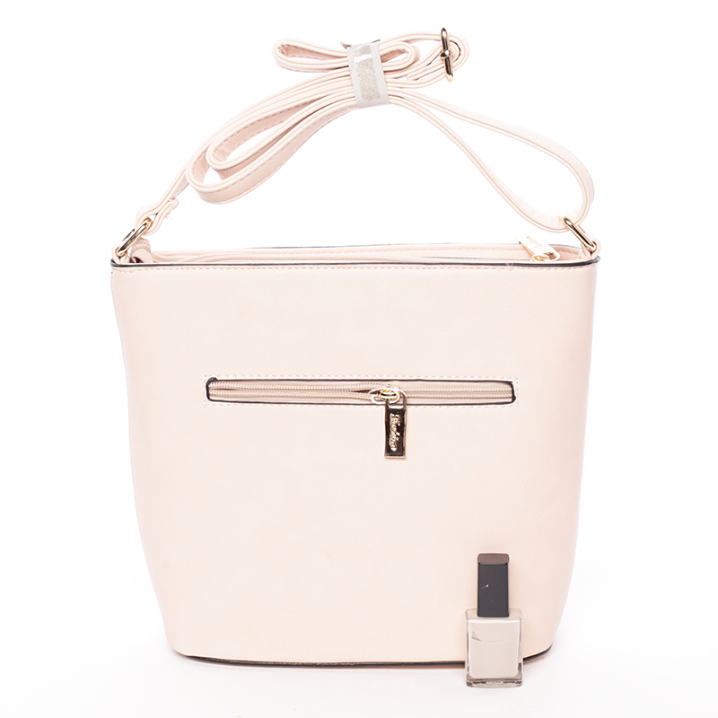 Dámská crossbody kabelka Rebeca, růžová