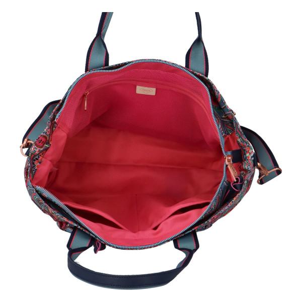 Přebalovací taška s přebalovací podložkou Oilily Kenny