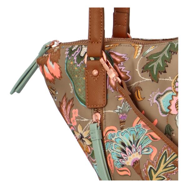 Prostorná dámská kabelka Oilily Marina