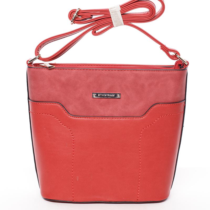 Dámská crossbody kabelka Rebeca, červená