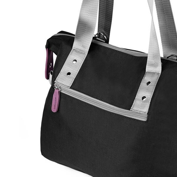Cestovní taška a taška na kočárek VUCH Ambra, černá
