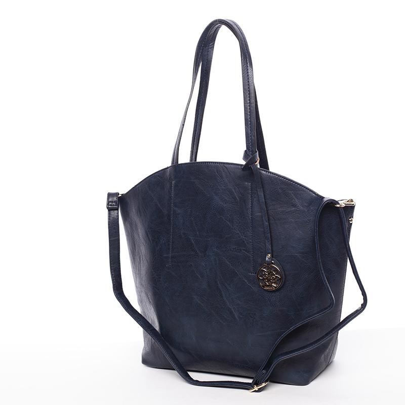 Dámská kabelka přes rameno Samba, modrá