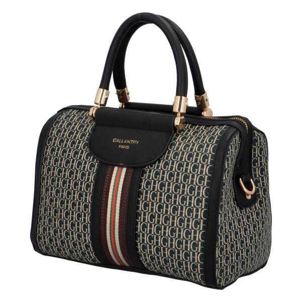 Stylová dámská kabelka Judith, černá