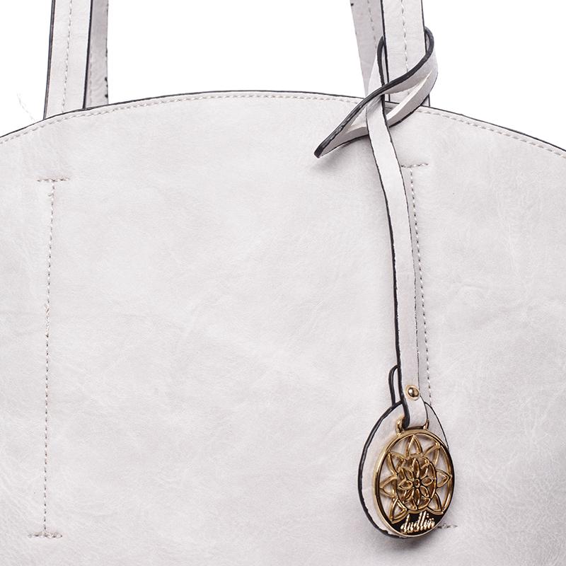 Dámská kabelka přes rameno Samba, šedá