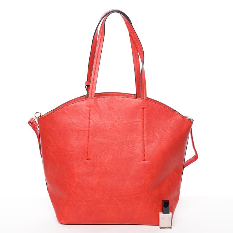 Dámská kabelka přes rameno Samba, červená