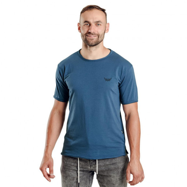 Pánské tričko VUCH Hector modré, vel. L