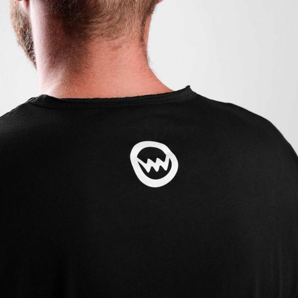 Pánské tričko VUCH Roles černé, XL