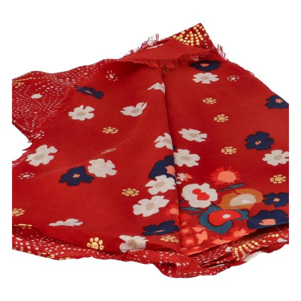 Příjemná dámská šála Dein, červená