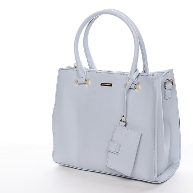 Atraktivní kabelka do ruky Faith, modrá