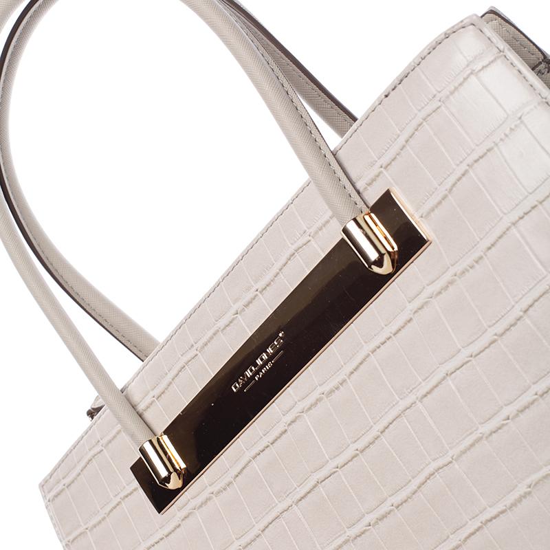 Luxusní kabelka do ruky Gloria, béžová