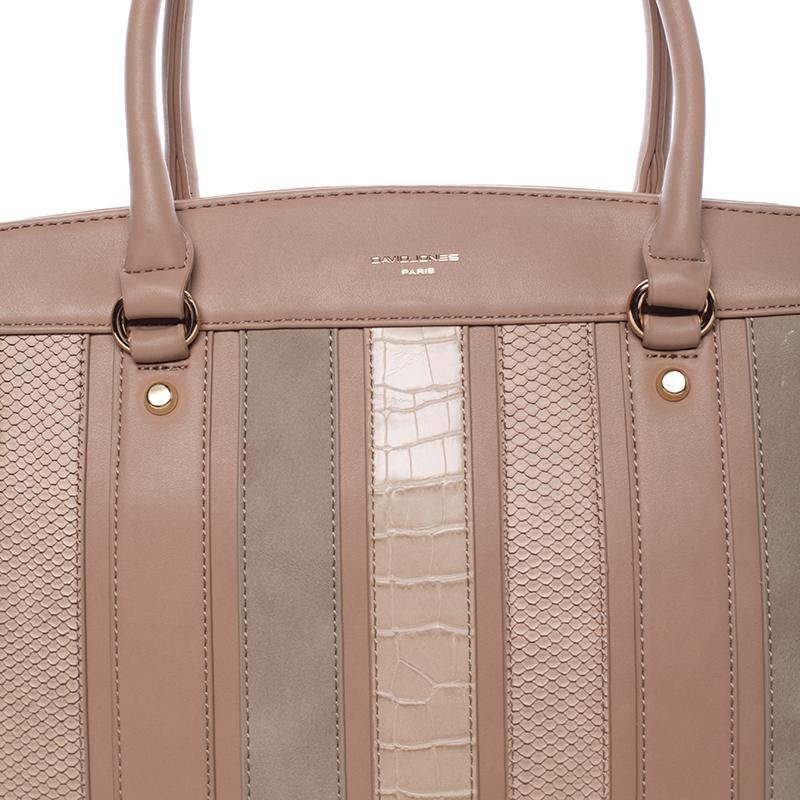 Trendy kabelka do ruky Princess, camel