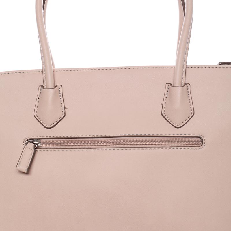 Elegantní kabelka do ruky Victoria, růžová