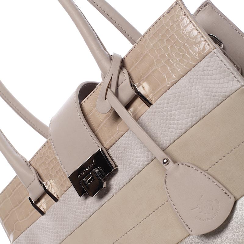 Trendy kabelka do ruky i přes rameno Bianca, camel